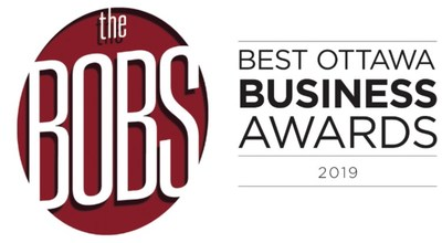 Logo: The Best Ottawa Business Awards logo (CNW Group/MARCH NETWORKS CORPORATION)