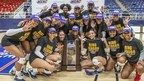 Howard Volleyball Rallies to Win Fifth Straight MEAC Title