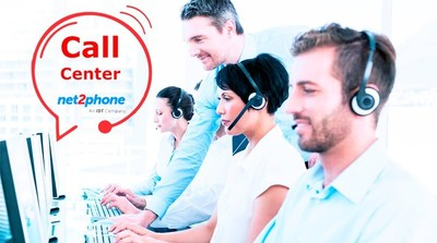 Net2phone oferece solução em nuvem essencial para Call Center