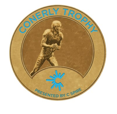 Mississippi college football fans will get a chance to vote for their favorite players as part of the 2019 C Spire Conerly Trophy, which annually honors the top college football player in the Magnolia state. Fans can vote up to three times daily by registering online at http://cspireconerlyvoting.hscampaigns.com/. Voting opens at 5 p.m. CT today and ends at noon on Sunday, Dec. 1. The fan vote counts for a weighted 10 percent of the overall vote.