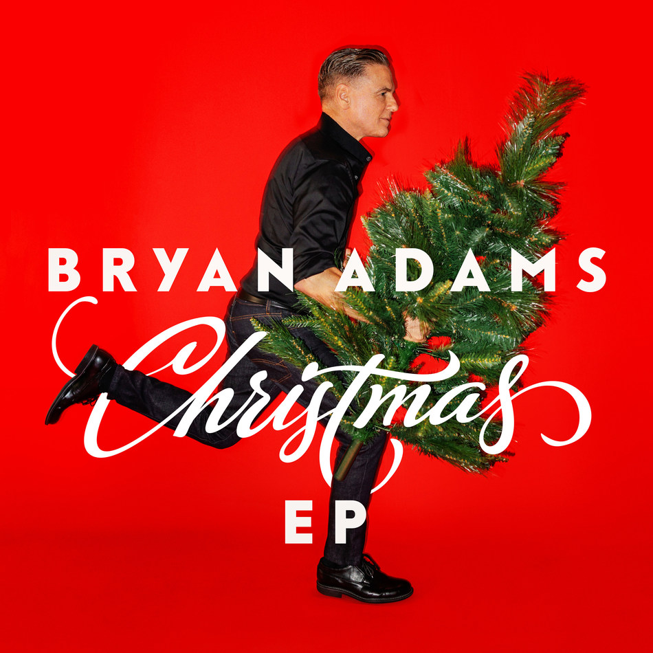 """BRYAN ADAMS RELEASES NEW VIDEO """"JOE AND MARY"""" FROM HIS 'CHRISTMAS EP' OUT NOW"""