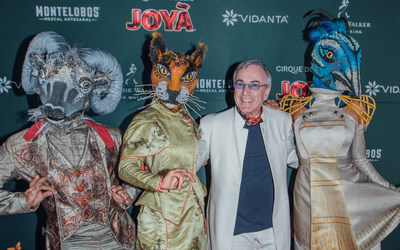 A través de una colaboración única y a largo plazo, Cirque du Soleil y Grupo Vidanta siempre han compartido una visión de entretenimiento de la más alta calidad.