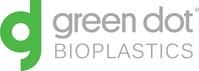 Green Dot Bioplastics #betterbioplasticsbetterworld (PRNewsfoto/Green Dot Bioplastics, Inc.)
