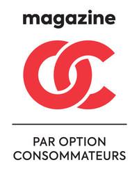 Logo : Magazine OC (Groupe CNW/Option consommateurs)