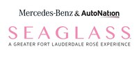 SEAGLASS | A Greater Fort Lauderdale Rosé Experience is a first-of-its-kind two-day event immersing guests in a rosé experience second to none-- set on the sands of Fort Lauderdale Beach -- and benefiting the AutoNation #DrivePink initiative with proceeds going to the Dolphins Cancer Challenge.