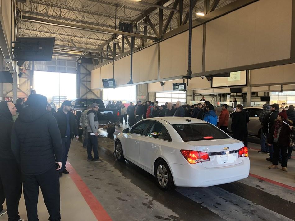 Cox Automotive Canada to continue Osman Auction as 'Manheim Edmonton' (CNW Group/Cox Automotive Canada Company)