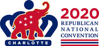2020 Republican National Convention Official Logo