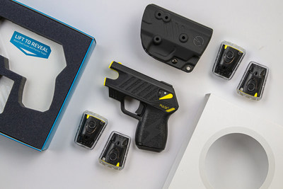 The TASER Pulse+ Starter Pack ($499)