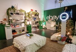 Post challenge, escape with eBay's zen pop-up offering relaxing, complimentary experiences and #HolidayChill shopping.