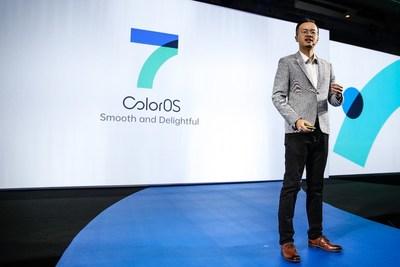 Martin Liu, Senior Strategy Manager of OPPO ColorOS