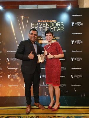 PeopleStrong荣获年度最佳人力资源科技供应商大奖