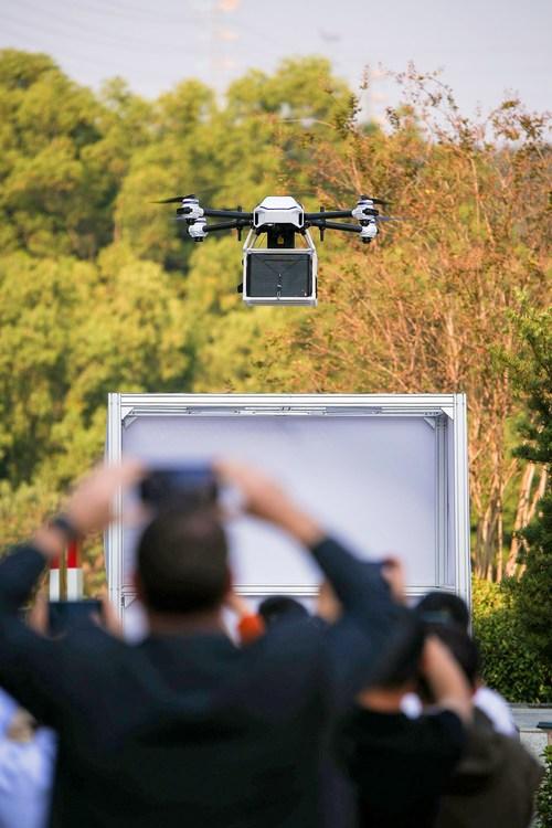XAG's Project Vesper Delivery Drone