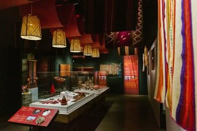 Cet hiver, partez en voyage à la découverte d'un empire mystérieux et fascinant grâce à l'exposition Les Incas... c'est le Pérou! à Pointe-à-Callière (Groupe CNW/Pointe-à-Callière, Cité d'archéologie et d'histoire de Montréal)