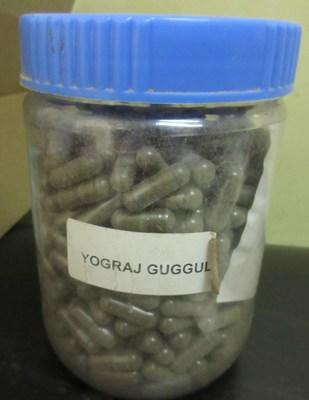Yograj Guggul capsules (CNW Group/Health Canada)