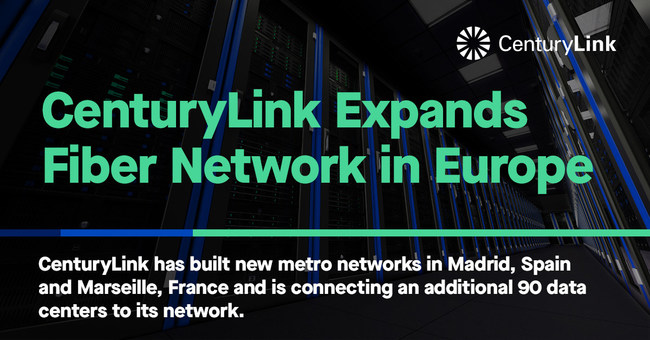 CenturyLink_Expands_Europe_Fiber_Network