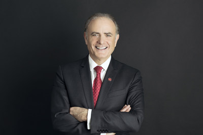 Air Canada's Calin Rovinescu Named CEO of the Year for second time by Globe and Mail's Report on Business (CNW Group/Air Canada)