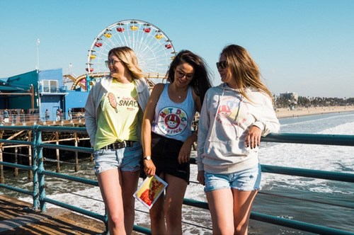 Hot Dog on a Stick Launches New Apparel Line.