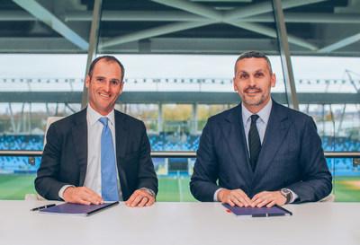 城市足球集团宣布获银湖资本5亿美元战略投资