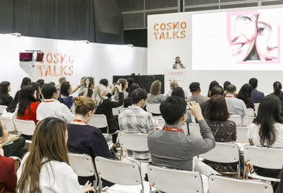 CosmoTalks sessions across both venues provided updates and insights
