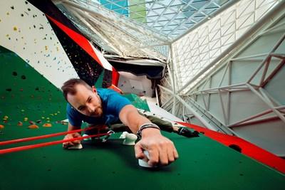 CLYMB Abu Dhabi - Climbing