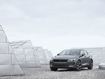 Polestar 2 ? fully electric performance fastback with 300 kW, AWD, 78 kWh and Android Automotive OS
