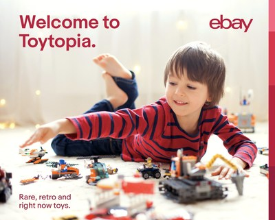 eBay unveils their 2019 digital Toytopia Toy Book, filled with trending rare, retro and right now favorites.