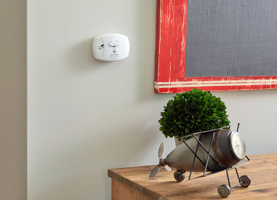 """Five fire departments will improve carbon monoxide safety in their communities this winter thanks to the """"Community Risk Reduction Week"""" alarm giveaway from First Alert."""