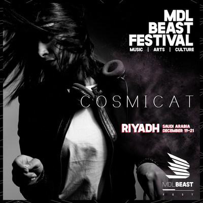 Cosmicat - MDL Beast