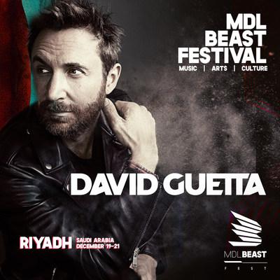David Guetta - MDL Beast