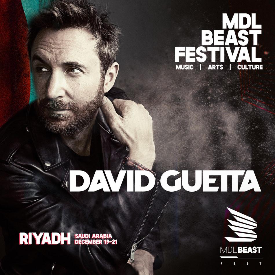 David Guetta MDL Beast