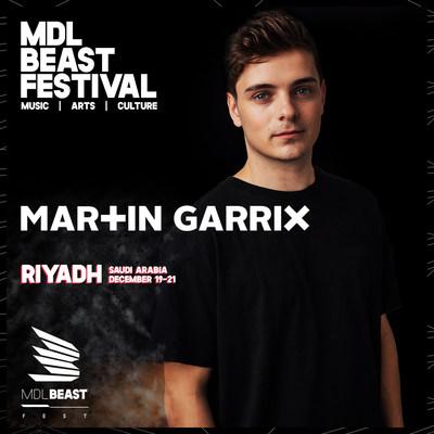 Martin Garrix - MDL Beast