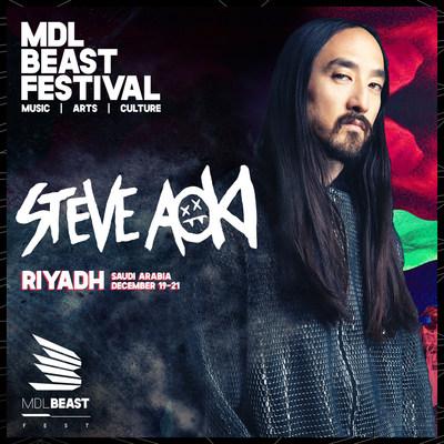 Steve Aoki - MDL Beast