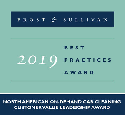 Get Spiffy Lauded by Frost & Sullivan for Redefining the Car Care Experience with its Proprietary Technologies