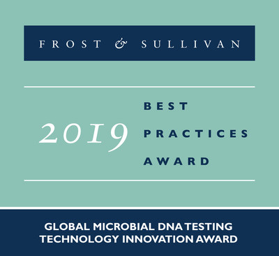 PathogenDx Lauded by Frost & Sullivan for Its Game-changing DNA-based Multiplex Microarray Technology
