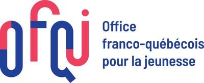 Logo : L'Office franco-québécois pour la jeunesse (OFQJ) (Groupe CNW/Les Offices Jeunesse Internationaux du Québec)