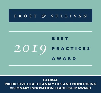 Chronolife Applauded by Frost & Sullivan for Flagship Predictive Health Analytics and Monitoring Smartwear
