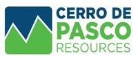 Logo: CDPR - Cerro de Pasco Resources (CNW Group/Cerro de Pasco Resources Inc.)