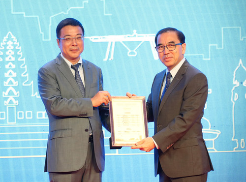 Zoomlion's Strategic Cooperation with Cambodia Brings Modern Agricultural Equipment and Technologies