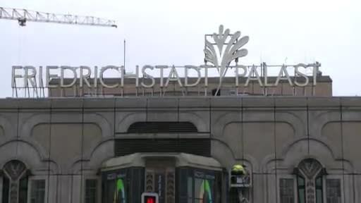 'Jewish Roots Since 1919': Friedrichstadt-Palast Berlin