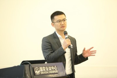 Dr. Wei Cui, Co-founder and Chief Scientist of Squirrel AI Learning and Local Chair of ACM CIKM 2019, Delivered a Speech