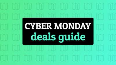 Cyber Monday Deals Guide Logo
