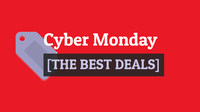 Cyber Monday The Best Deals Logo