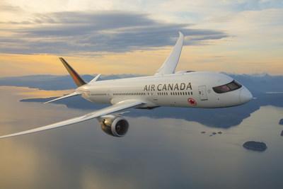 Air Canada a été désignée transporteur aérien de l'année 2019 par Global Traveler, magazine de premier plan pour les voyageurs d'affaires et d'agrément qui aiment le luxe. (Groupe CNW/Air Canada)