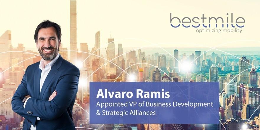 Bestmile - Alvaro Ramis
