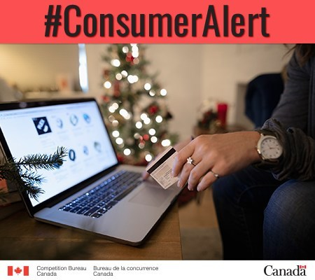 #ConsumerAlert (CNW Group/Competition Bureau)