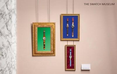 El Museo de Louvre y Swatch se unen