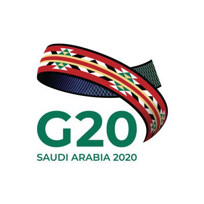 G20 Saudi Arabia 2020 Logo