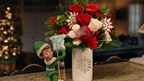 """Teleflora Unwraps New Campaign, """"The Elf,"""" to Pay Tribute to Those Who Orchestrate Holiday Magic"""