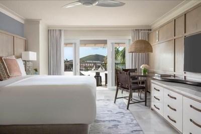 Ritz-Carlton St. Thomas Hotel Guestroom