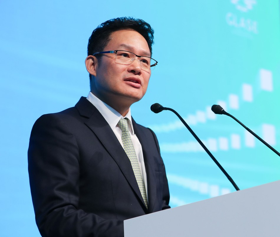 Speech by Ge Jun, Secretary-General of GLASE, the Global CEO of ToJoy
